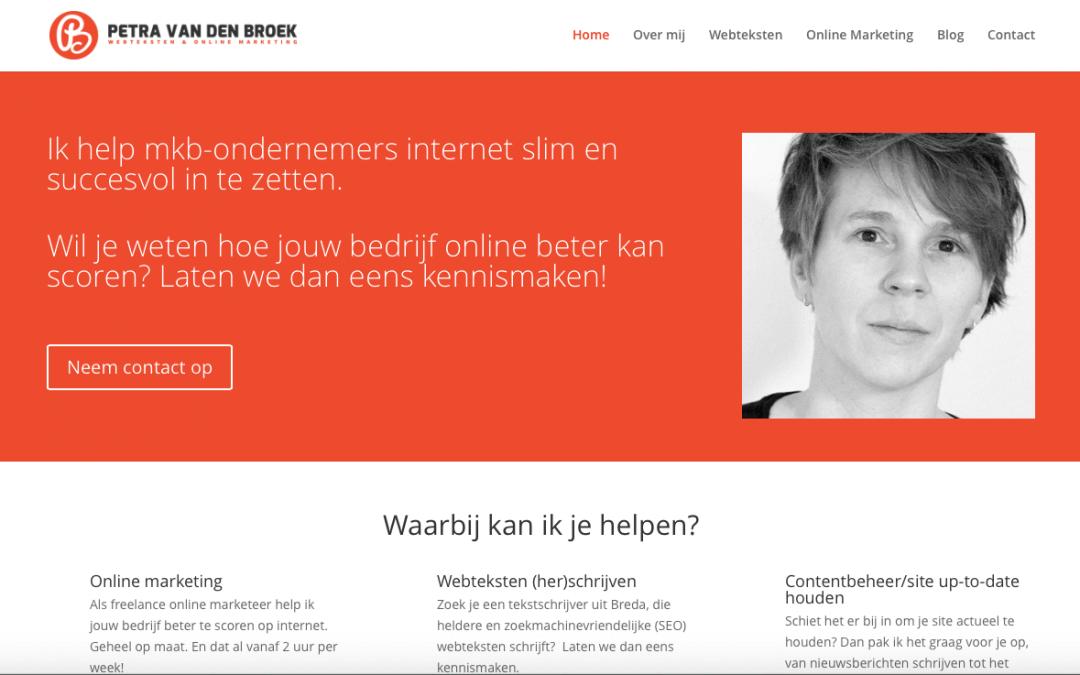 Petra van den Broek