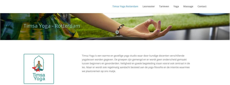 Timsayoga.nl