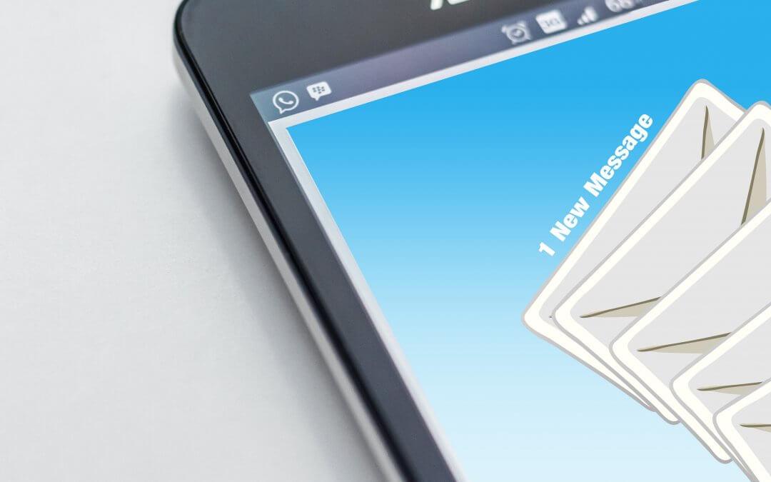SPF record en zonder problemen mailen