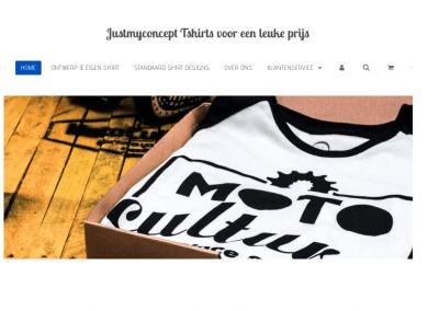 JMC t-shirts